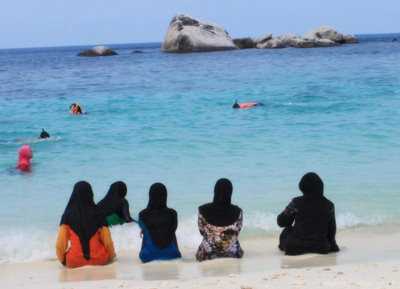 马来西亚刁曼岛.图片